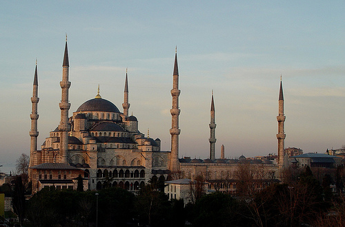 Guest post – Sightseeing in luxury in Istanbul | Heather on