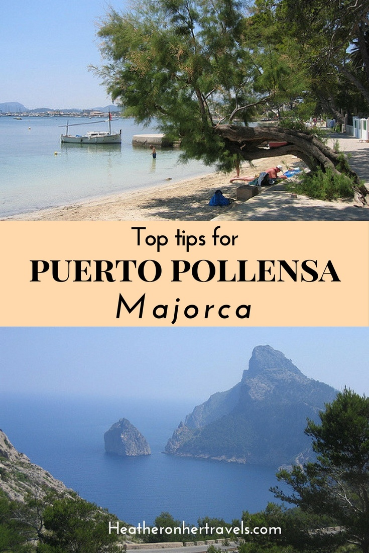 What to do Puerto Pollensa Majorca for a great holiday
