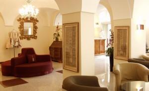 Hotel Albergo Santa Chiara in Rome