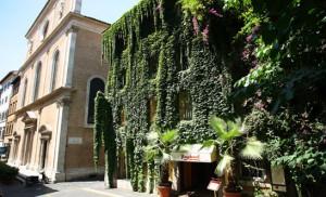 Raphael Hotel in Rome