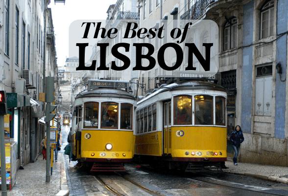 Best of Lisbon Portugal