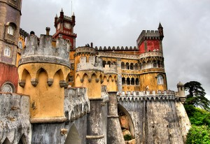 World Heritage site at Sintra