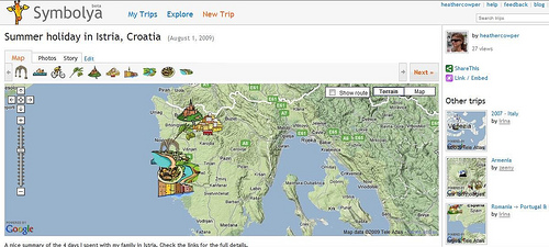 The Symbolya map and website - a fun way to record and share ... on nc travel map, create your own travel map, my trip to greece - part 2, my trips, pa travel map, make a travel map, sd travel map, my trip to greece - part 1, travel map app on facebook, world travel map,