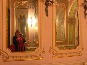 Ladies Bathroom at Casa do Alentejo in Lisbon