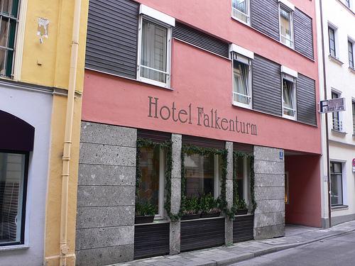 Hotel Falkenturm in Munich, Germany