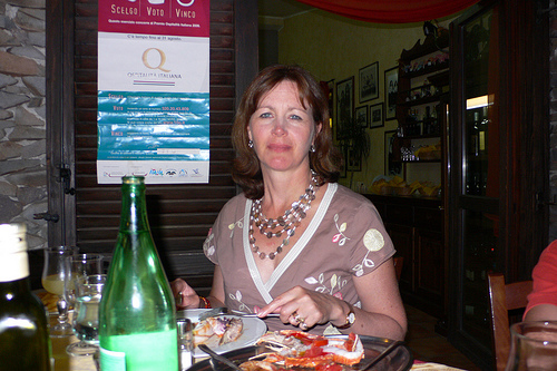 Eating out in Sardinia