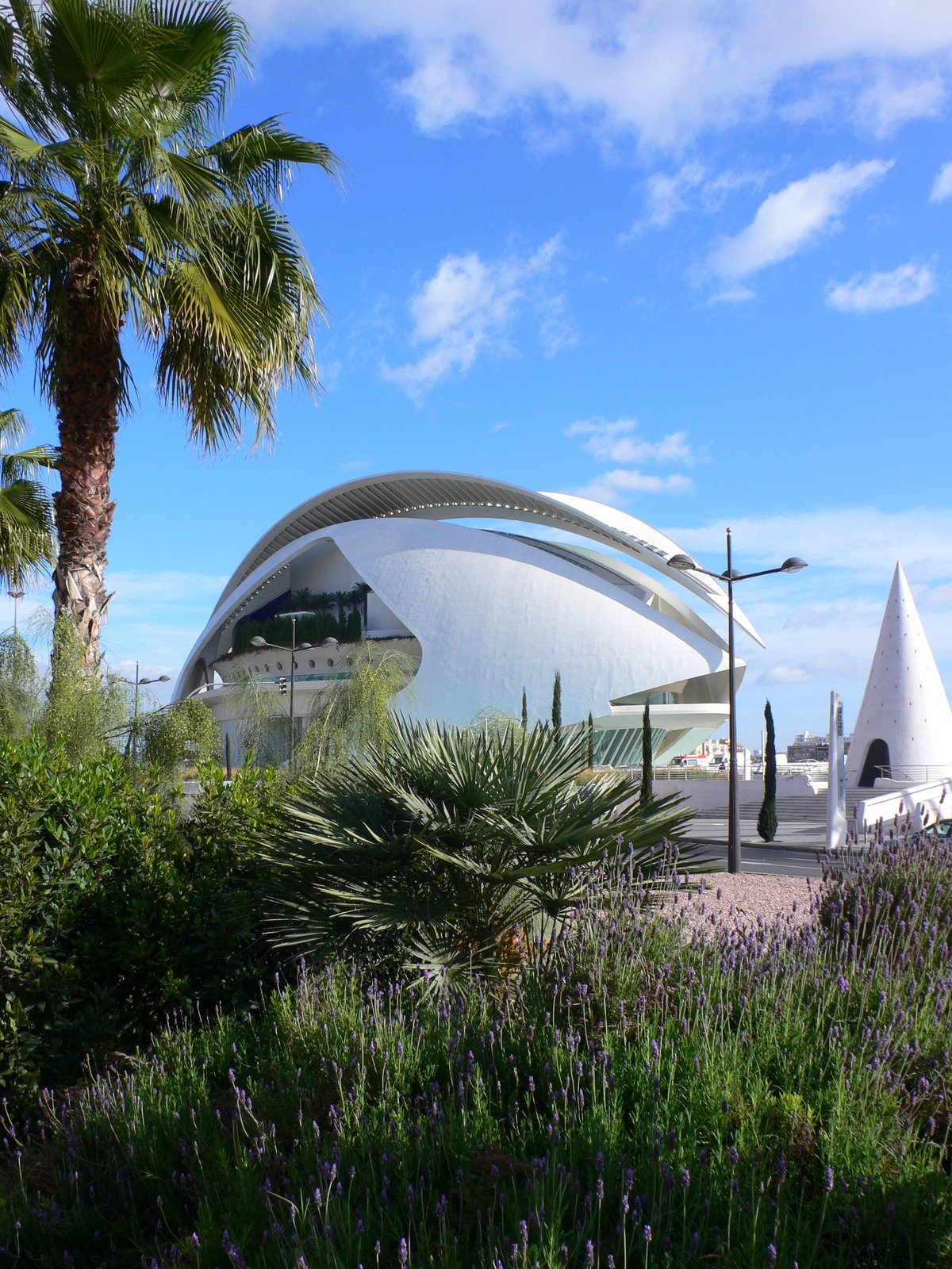 The city of arts and sciences in valencia heather on - Palau de les heures ...