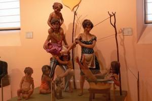 Sculpture at Fallas Museum