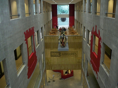 The Royal Armouries in Leeds