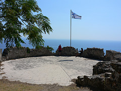 Venetian Fort on Zakynthos