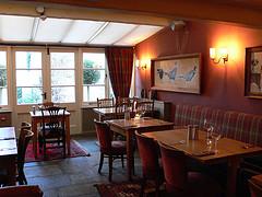 Dining Room at Kings Head Inn at Bledington