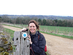 Walking near Stow on the Wold
