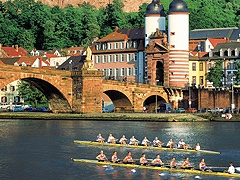 Visit Heidelberg on a Rhine River Cruise