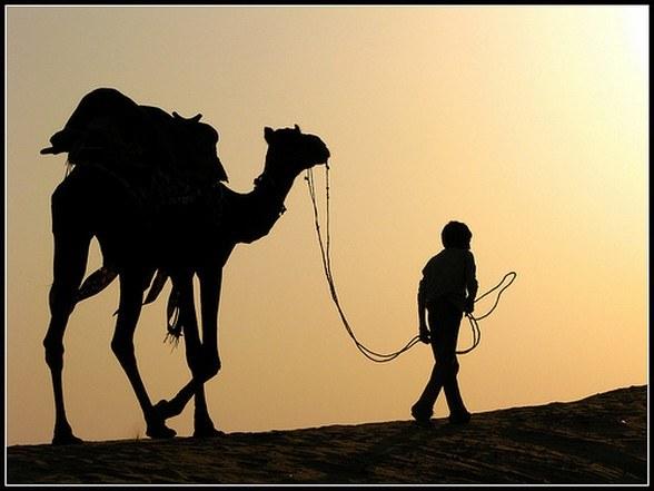 Walking towards paradise.. EXPLORED