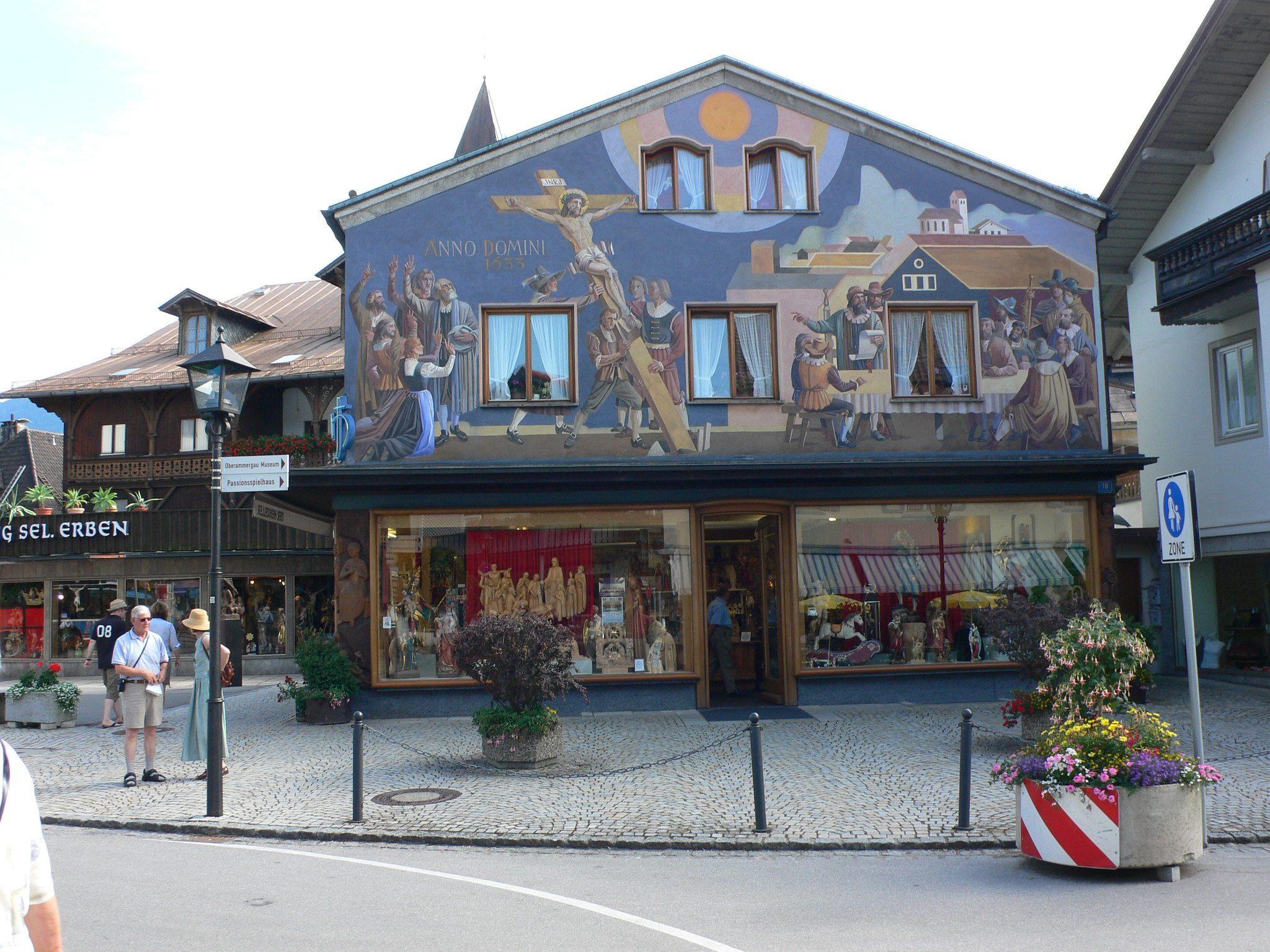 The Village of Oberammergau Photo Heatheronhertravels.com