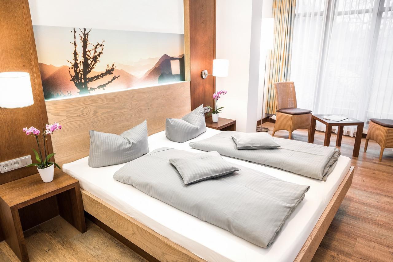 Romantik Hotel Bold in Oberammergau
