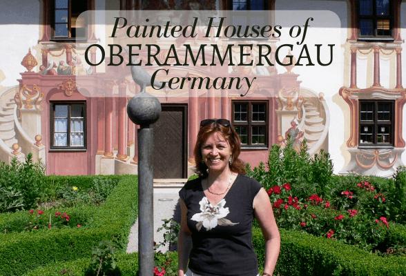 Painted Houses of Oberammergau Germany