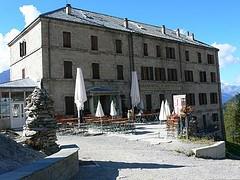 Station to Montenvers in Chamonix