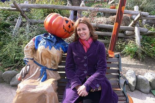 Halloween in Frontierland at Disneyland, Paris