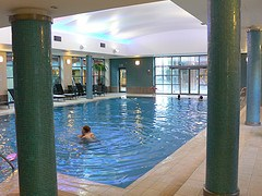 Review of the menzies welcombe hotel in stratford upon avon heather on her travels for Stratford swimming pool timetable