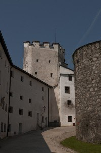 The Hohensalzburg Fortress