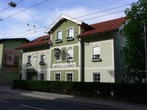 Hotel Zur Post in Salzburg