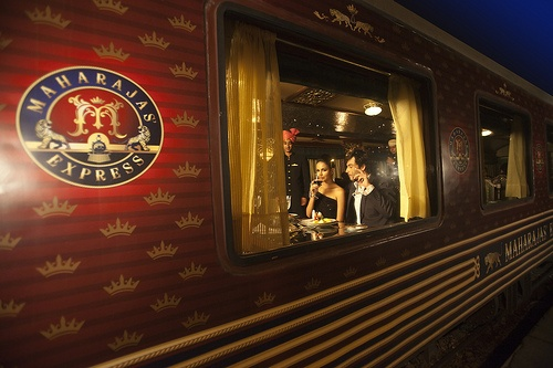 On The Maharajas Express In India A Peek Into The Luxury Train S Kitchen Heather On Her Travels