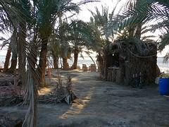 Fatnas Island at Siwa in Egypt Photo: Heatheronhertravels