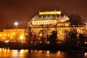 National Theatre in Prague