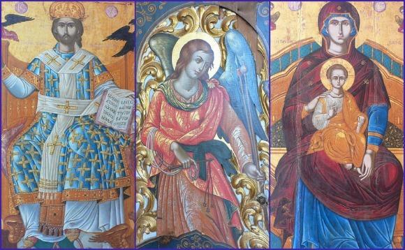Religious art from Zakynthos Museum Photo: Heatheronhertravels.com