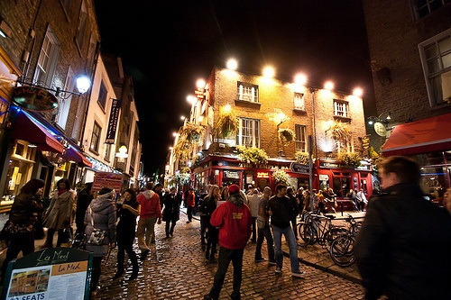 Christmas In Dublin Ireland.Experience Dublin Ireland This Christmas Heather On Her