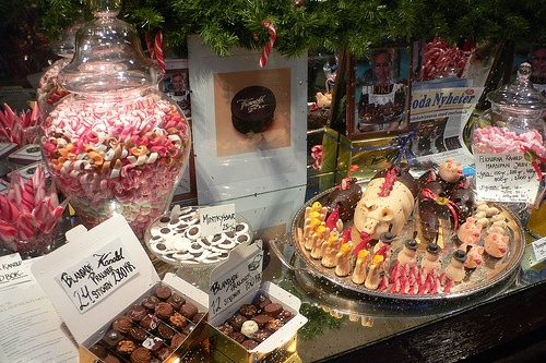Kanold Chocolate shop in Gothenburg, Sweden Photo: Heatheronhertravels.com