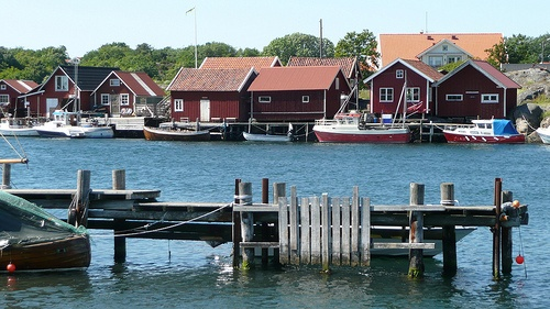 Koster islands, West Sweden Photo: PeterPorto on Flickr