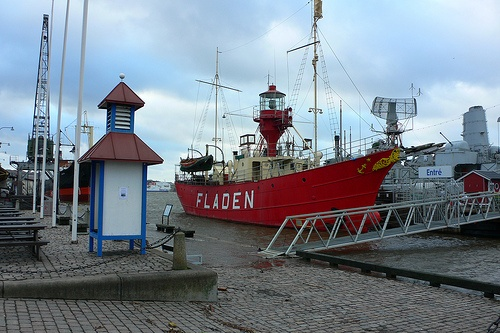 Maritiman museum in Gothenburg