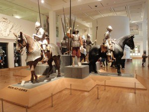 In the Royal Armouries, Leeds Photo: reinholdbehringer of Flickr