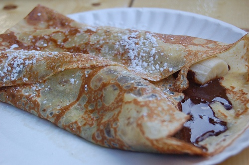 French Crepes Photo: snowpea&bokchoi of Flickr