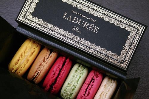 Laduree Macaron Photo: Louis Beche of Flickr