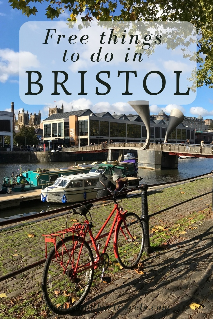 20 free things to do in Bristol - things to see that are fun and won't cost you a penny including free things for families, Bristol's heritage, parks and free museums