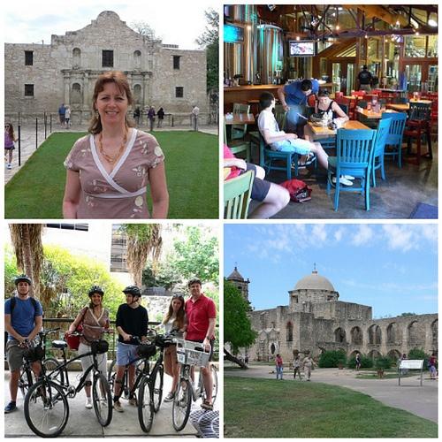 Things to see in San Antonio, Texas Photo: Heatheronhertravels.com