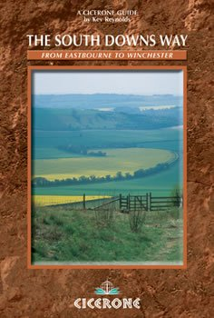 South Downs Way Guide by Cicerone