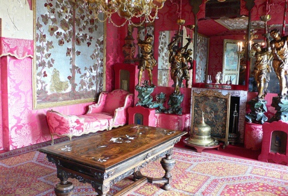 8fe1669b36f73b Victor Hugo at Hauteville House, Guernsey, Channel Islands   Heather ...