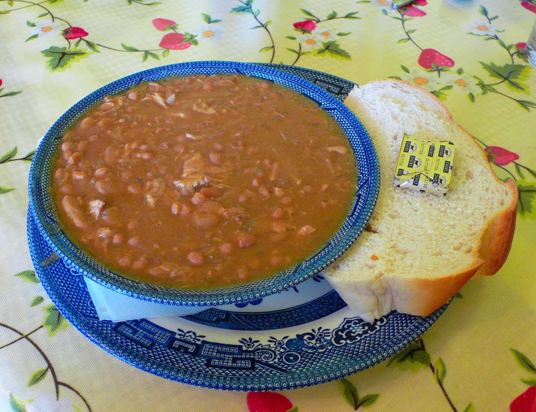 Bean Jar - Guernsey Food Photo Heatheronhertravels.com