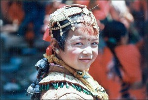 Child in Nepal Photo: Albanykid.com