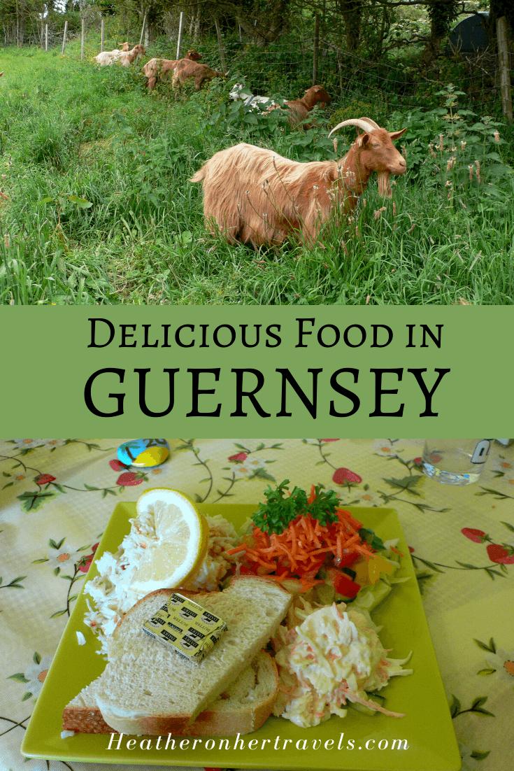 Guernsey food