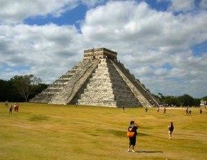 Chichen Itza in Mexico Photo: Culture Addict History Nerd
