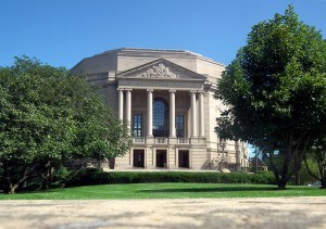 Severance Hall, Cleveland, Ohio Photo: Erik Daniel Drost on Flickr