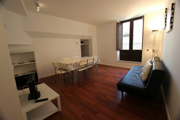 Our Wimdu apartment in Girona Photo: Barbara Weibel