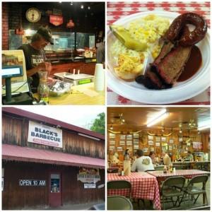 Black's Barbecue, Lockhart, Texas Photo: Heatheronhertravels.com