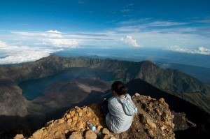 Climbing Journal Mount Rinjani package Photo: Trekking Rinjani of Flickr