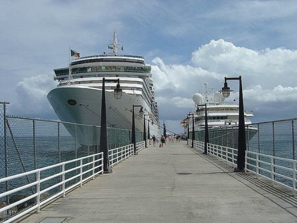 Tips for your first cruise Photo: Gary Bembridge